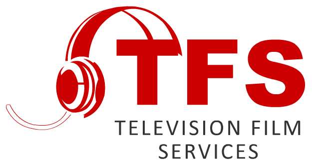 Television, Film Services, sound and vision equipment for hire